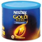 Nescafe Gold Blend Decaffeinated Coffee 500g