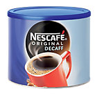 Nescafe Original Decaffeinated instant coffee 500g tin
