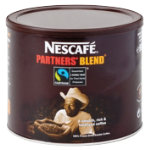Nescafe Fair Trade Partners Blend Coffee 500G Tin