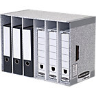 Fellowes R Kive bankers box system file store 6 shelf