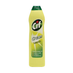 Cif Lemon Cream Cleaner 500ml Bottle