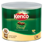 Kenco Decaffeinated Coffee 500G Tin