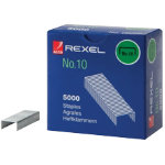 Acco Rexel Staples No10 5mm 5000 Bx