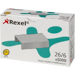 Rexel Standard Staples No 56 6mm 26 6 5000 Pieces