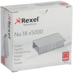 Rexel Staples No 18 Box 5000