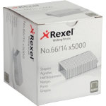 Rexel Staples No 66 Box 5000