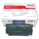 Oki 09004391 Black Toner Cartridge