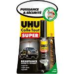 UHU Super Glue Clear 7g