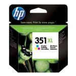 HP 351XL Original Ink Cartridge CB338EE 3 Colours