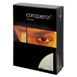 Conqueror Business Paper A4 100gsm Smooth Cream 500 Sheets