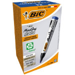 Bic Marking 2000 Permanent Marker Bullet Point Blue Pack of 12