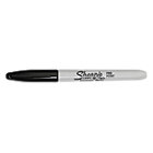 Sharpie Fine Bullet Tip Black Permanent Marker Black 12 Pack