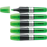 Stabilo Luminator Highlighter Double Capacity Green Pack of 5
