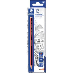 Staedtler Tradition HB Pencils 12pk