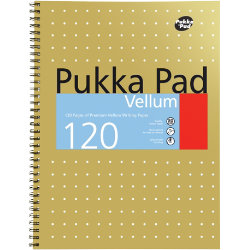 Pukka Pad Rough Book A4 3pk