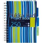 Pukka Pad Project Book Hardback A5 3pk