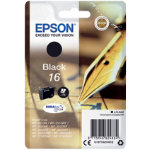 Epson 16 Original Ink Cartridge C13T16214012 Black Pack