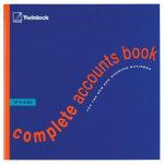 Twinlock 322 x 317mm Complete Accounts Book