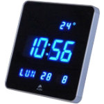 Alba Wall Clock HORLEDSQ Black