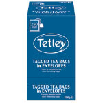 Tetley Tagged Tea Bags Pack 250