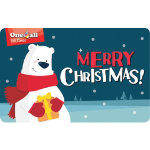 ONE4ALL Gift Card Xmas Fun pound25