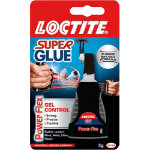 Loctite Power Flex Gel 3g control bottle