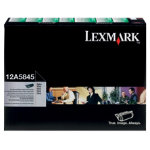Lexmark 12A5845 Black Laser Toner Cartridge
