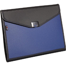Snopake Executive Organiser Blue 6 Part