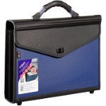 Snopake Executive Organiser Blue 24 Part