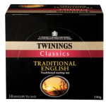 Twinings Traditional English Breakfast Tea Bags Pack 100