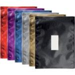 Office Depot Metallic Foil Pocket Envelope C3 Assorted Plain Peel and Seal Pack 10