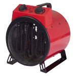 iGENIX Fan Heater IG9301
