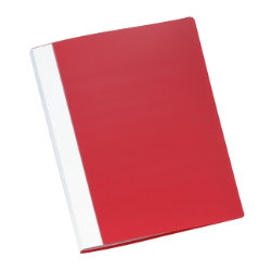Office Depot Display Books A4 20 Pocket Red
