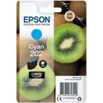 Epson 202 Original Ink Cartridge C13T02F24010 Cyan