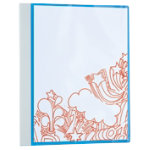 Office Depot Presentation Binder Blue