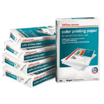 Office Depot Color Printing Printing Paper A4 80gsm White