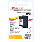 Office Depot Compatible for HP 23 3 Colours Ink Cartridge C1823D