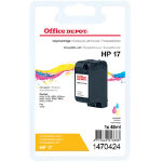 Office Depot Compatible HP 17 Colour Ink Cartridge