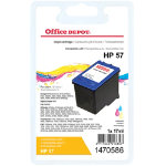 Office Depot Compatible HP 57 Colour Ink Cartridge
