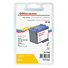 Office Depot Compatible HP 28 Colour Ink Cartridge