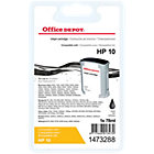 Office Depot Compatible for HP 10 Black Ink Cartridge C4844A