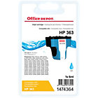 Office Depot Compatible for HP 363 Cyan Ink Cartridge C8771EE
