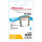 Office Depot Compatible for HP 88XL Cyan Ink Cartridge C9391A