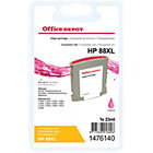 Office Depot Compatible for HP 88XL Magenta Ink Cartridge C9392A
