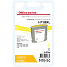 Office Depot Compatible for HP 88XL Yellow Ink Cartridge C9393A