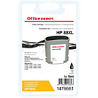 Office Depot Compatible for HP 88XL Black Ink Cartridge C9396A