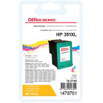 Office Depot compatible HP 351 XL colour ink cartridge