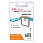 Office Depot Compatible for Brother LC 1000C Cyan Ink Cartridge