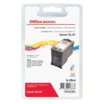 Office Depot Compatible Canon CL51 Colour Inkjet Cartridge