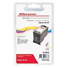 Office Depot Compatible Canon CL51 Colour Inkjet Cartridge